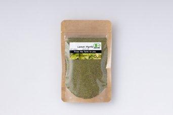 オーガニックレモンマートルスパイスカット(25g・1kg)