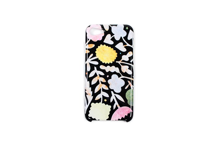 ZUAN & ZOKEI × HIGHTIDE iphone7ケース colorful flowers 鹿児島睦