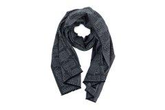 OTTAIPNU ウール100%ストール/シングル kajyuen ブラック