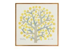 ポスター 60 TREE OF HOPE(額装)