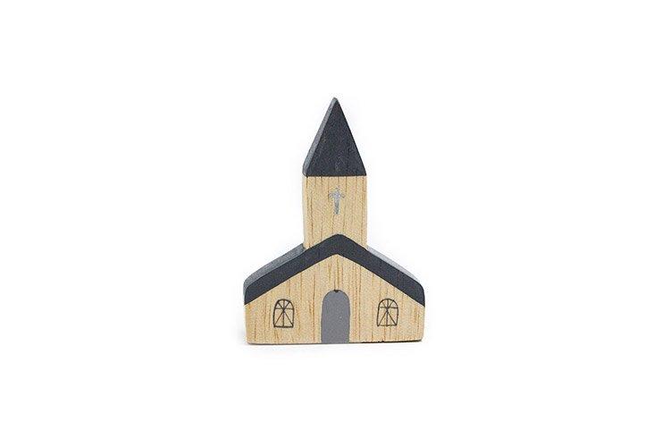 クリスマス小物 教会