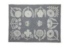 ブランケット VILLIKUKKIA Blanket Gray L