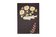 鹿児島睦 図案ポスター 1 FISH