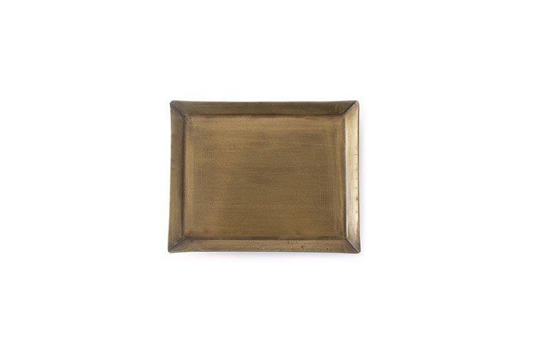 ブラスプレート 長方形