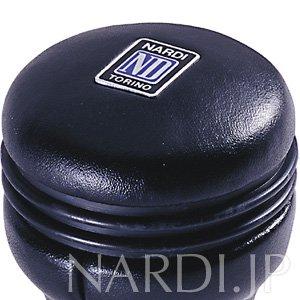 NARDI 【ブラックレザー】 NN14 EVOLUTION /(エボリューション/) シフトノブ ナルディ