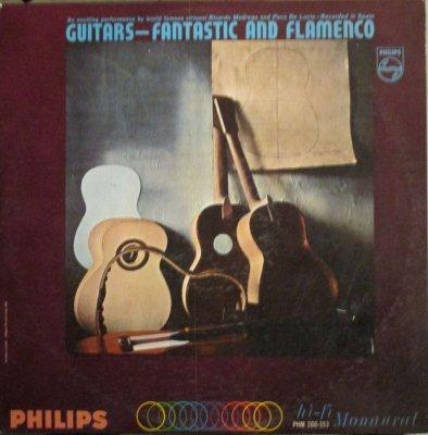 リカルド・モドレゴ & パコ・デ・ルシア   ギターズ 〜 ファンタスティック & フラメンコ
