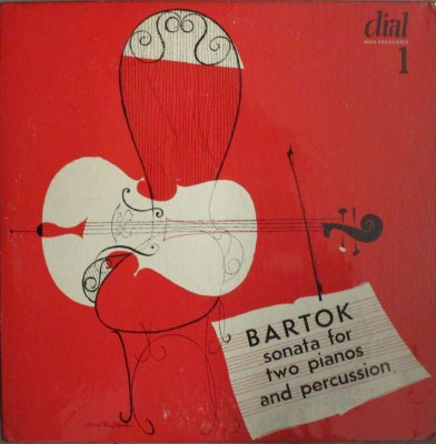 W. マッセロス / M. エージェミアン / S. グッドマン / A. マーカス   バルトーク 2台のピアノと打楽器のためのソナタ