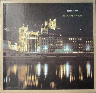 G. F. ヘンデル / K. シュルップ / T. ケンペン / B. ヒンドリクス 他   ブラームス 弦楽六重奏曲 第1番 & 第2番 (2枚組)