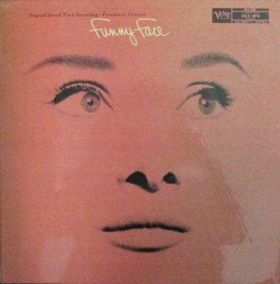 オードリー・ヘップバーン / フレッド・アステア / ケイ・トンプソン   映画 「パリの恋人」(FUNNY FACE / 1957年)