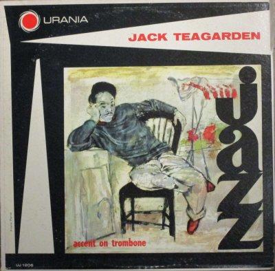 ジャック・ティーガーデン + 7   アクセント オン トロンボーン