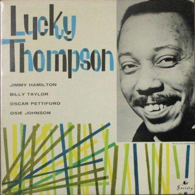 ラッキー・トンプソン・5   LUCKY THOMPSON