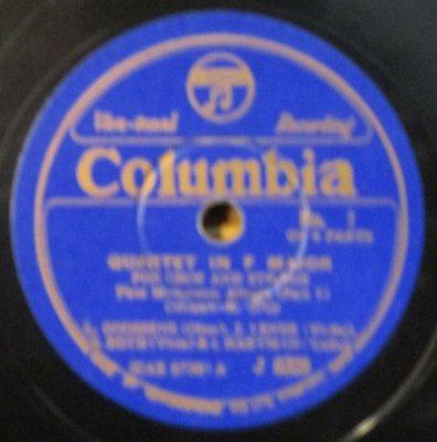 L. グーセンス / J. レナー / S. ロート / I. ハートマン   モーツァルト オーボエ四重奏曲 ヘ長調 (2枚組)