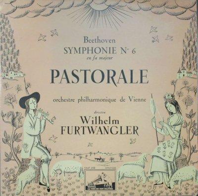 ウィルヘルム・フルトヴェングラー 〜 ウィーン・フィル   ベートーヴェン 交響曲 第6番 ヘ長調 「田園」