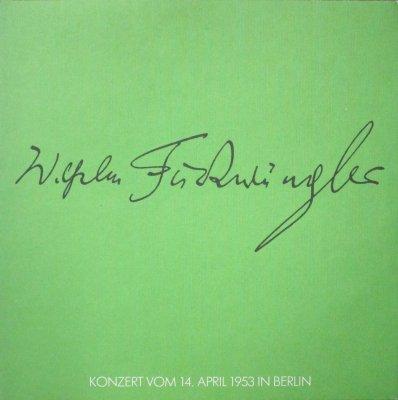 W. フルトヴェングラー 〜 ベルリン・フィル   ベートーヴェン 交響曲 第7番 & 第8番 / R. シュトラウス ティルオイレンシュピーゲルの愉快ないたずら (2枚組)