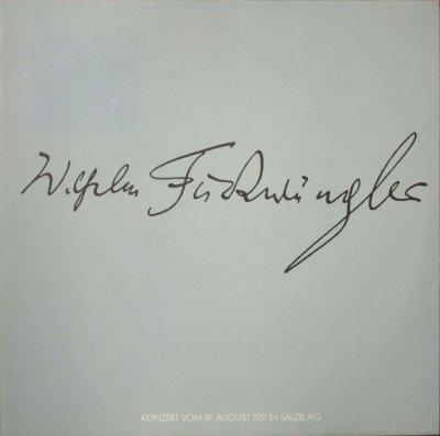W. フルトヴェングラー 〜 ウィーン・フィル / D. F. ディースカウ   メンデルスゾーン フィンガルの洞窟 / マーラー さすらう若者の歌 / ブルックナー 交響曲 第5番 (2枚組)