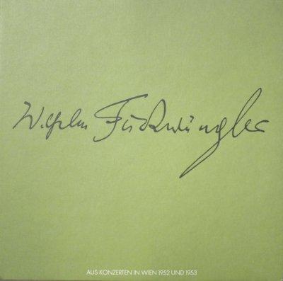 W. フルトヴェングラー 〜 ウィーン・フィル / I. ゼーフリート / A. デルモタ 他   ベートーヴェン 交響曲 第1番 & 第9番 「合唱付き」 (2枚組)