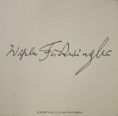 W. フルトヴェングラー 〜 ベルリン・フィル   ベートーヴェン 交響曲 第5番 ハ短調 「運命」 / 第6番 ヘ長調 「田園」 (2枚組)