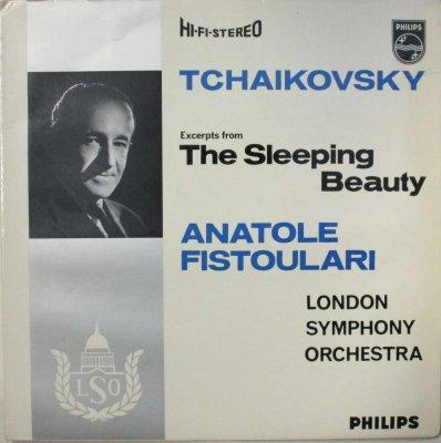 アナトゥール・フィストゥラーリ 〜 ロンドン交響楽団   チャイコフスキー 眠りの森の美女 (抜粋)