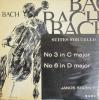 ヤーノシュ・シュタルケル  バッハ 無伴奏チェロ組曲 第3番 ハ長調 & 第6番 ニ長調