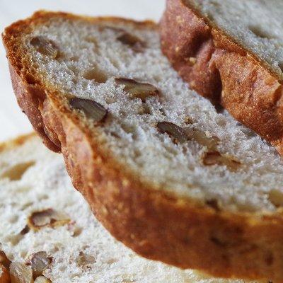 玄米パン 山食くるみ