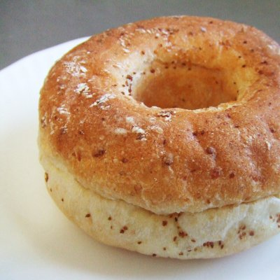 無添加 胚芽玄米パン サクふわべいぐる プレーン