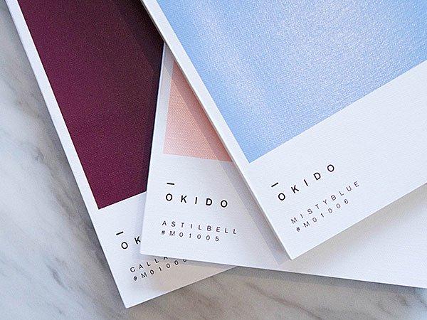 私の色を選ぶ・Seoulパーソナルカラーノート(8カラー)