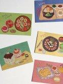 韓国食いしん坊ポストカード(11タイプ)
