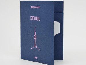 ジャストサイズのソウルパスポートケース(2カラー)