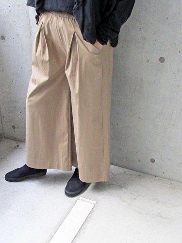 mee秋のラク履きワイドパンツ(2カラー)