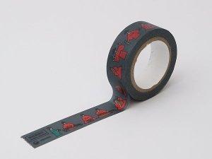 韓国の伝統行事 宗廟大祭の楽団マスキングテープ