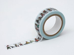 ファミリーマスキングテープ