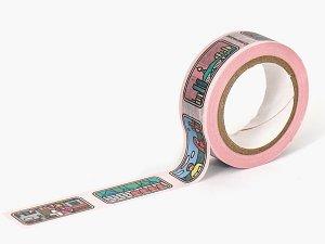 暮らし目線のソウルマスキングテープ
