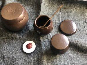 韓国食堂ハルモニのヤンニョムコチュジャン壺(3サイズ)