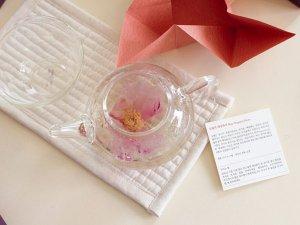 韓国を感じる12ヶ月の花茶セット