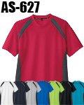 商品詳細へ:CC A-627 吸汗速乾半袖Tシャツ 【マイクロドライメッシュ】