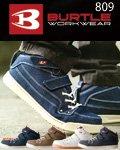 商品詳細へ:BURTLE#809 セーフティフットウェア(ユニセックス)