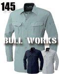 商品詳細へ:SOW 145【BULL WORKS】長袖シャツ