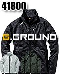 SOW 41800 G.GROUND ストレッチ軽防寒ブルゾン