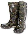 商品詳細へ:AT AZ-65901 迷彩長靴