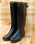 NUMDI 日本製 天然ゴム長靴