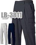 商品詳細へ:TK LB-3811 【LADIBON】ワンタックカーゴパンツ