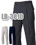 商品詳細へ:TK LB-3810 【LADIBON】ワンタックワークパンツ