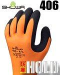 商品詳細へ:SW 406 防寒HOLD 天然ゴム製フルコート手袋