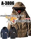 商品詳細へ:CC A-3806 サンバーナー®透湿防水防寒コート