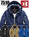 【BURTLE】7510 防寒ジャケット サーモトロン ラジポカ