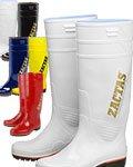 KS ZACTASザクタス Z-01&Z-100 耐油長靴 日本製