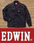 商品詳細へ:EDWIN® 32-82000 ブルゾン
