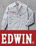 EDWIN® 35-85002 長袖シャツ