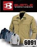 商品詳細へ:BURTLE 6091 ジャケット 【ポリ65/綿35】
