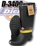 商品詳細へ:Dickies D-3400 ディッキーズラバーブーツ